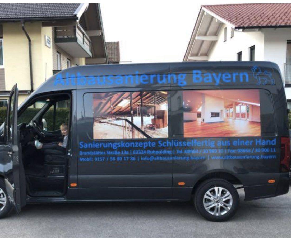 Start - Altbausanierung Bayern